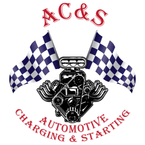 Automotive Charging and Starting Logo